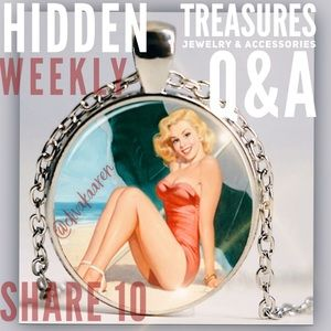 Q&A Weekly Jewelry & Accessories Hidden Treasures